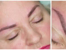 klaudia grobelska permanent makeup braunschweig 2 232x178 - Long Time Liner Permanent Make-up der Augenbrauen