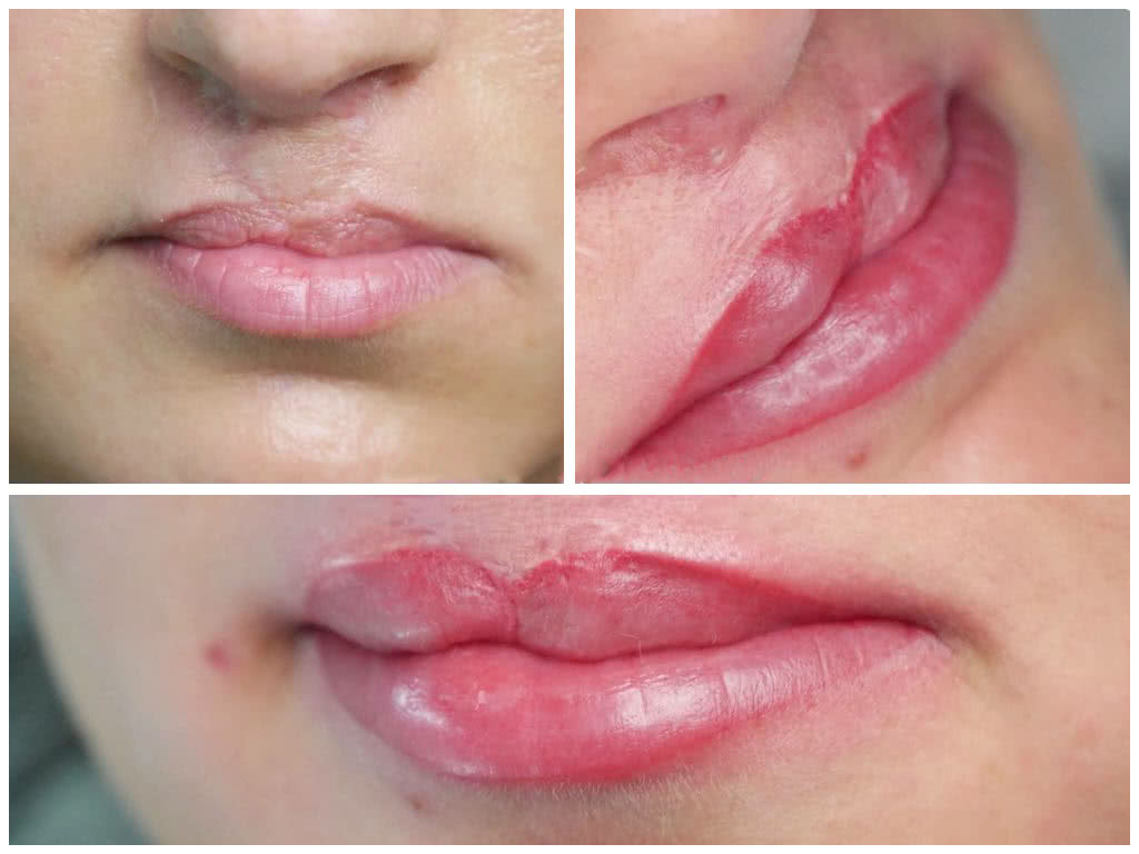 klaudia grobelska permanent makeup braunschweig 4 - Lippen Permanent Make-up