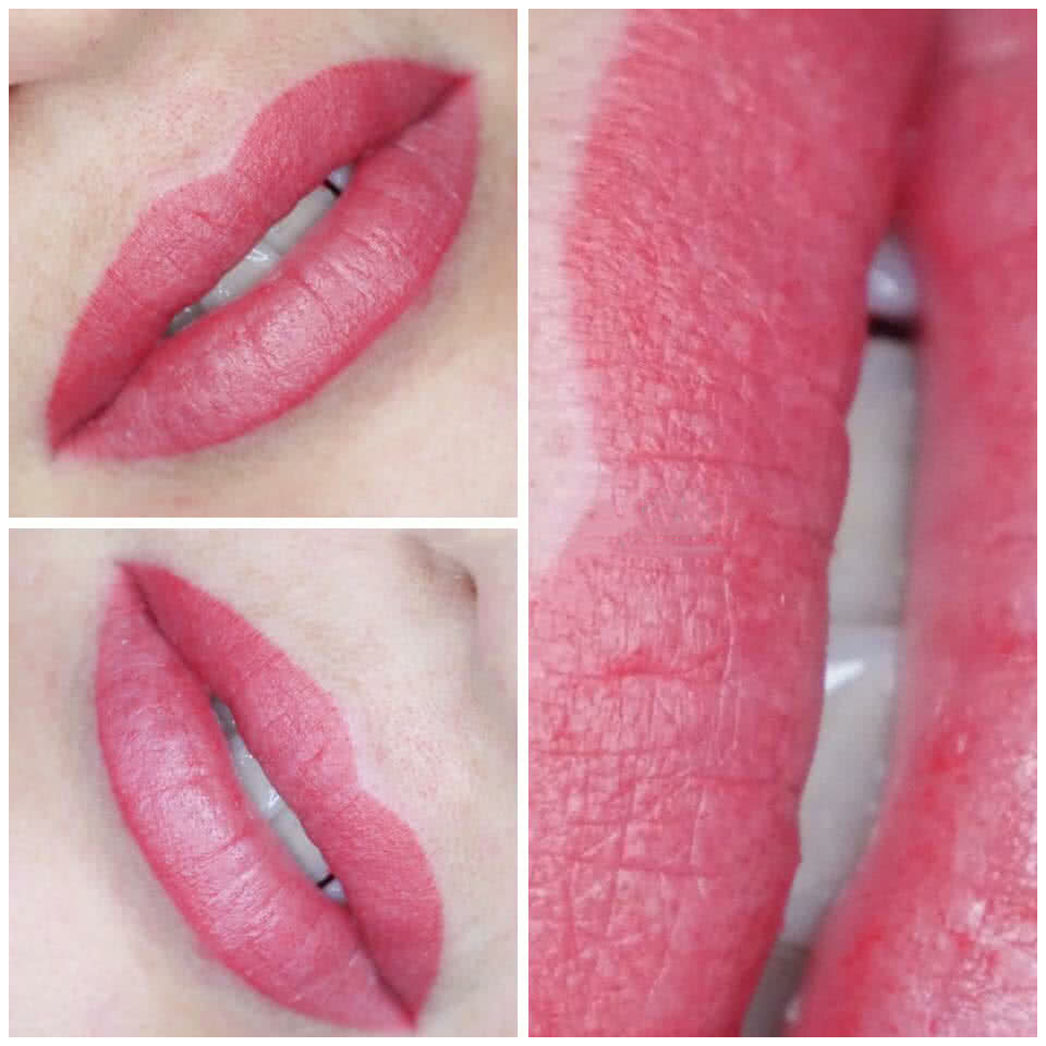 klaudia grobelska permanent makeup braunschweig Lippen 1 - Lippen Permanent Make-up