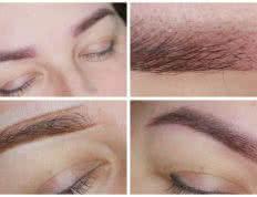 klaudia grobelska permanent makeup braunschweig augenbrauen 1 232x178 - Long Time Liner Permanent Make-Up der Augenbrauen mit Vorzeichnung