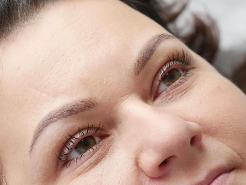 klaudia grobelska permanent makeup braunschweig augenbrauen 2 1020x769 - Permanent Make-up der Augenbrauen in Braunschweig